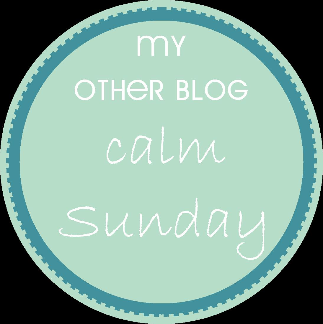 Calm Sunday