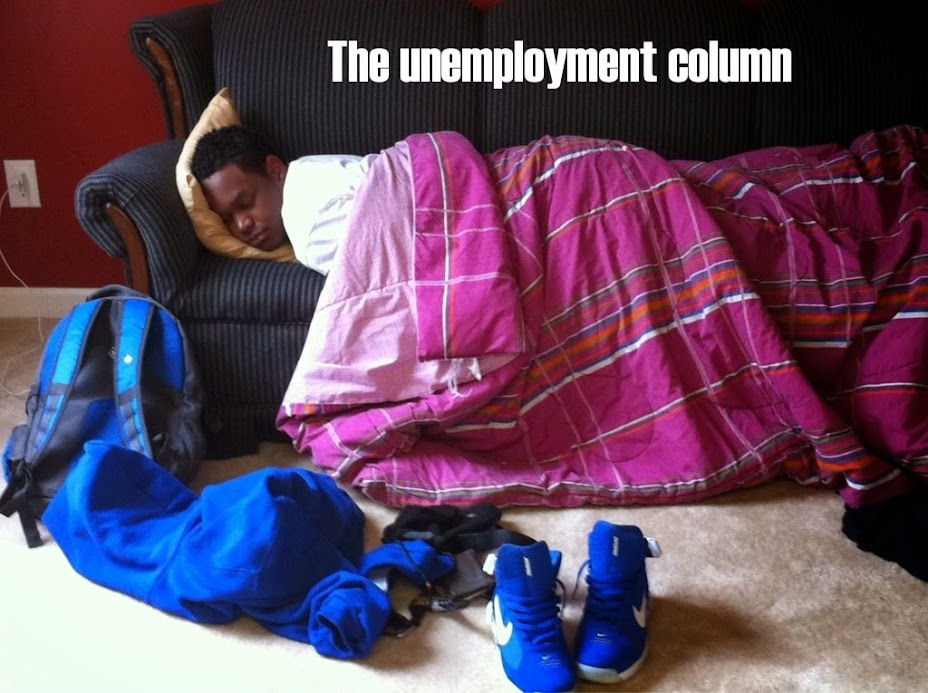 The Unemployment Column