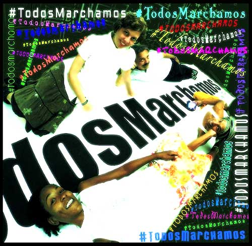 #TodosMarchamos