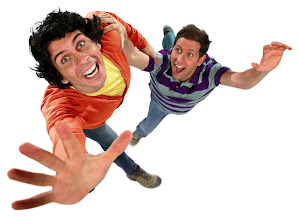 Andy Day and Mike James
