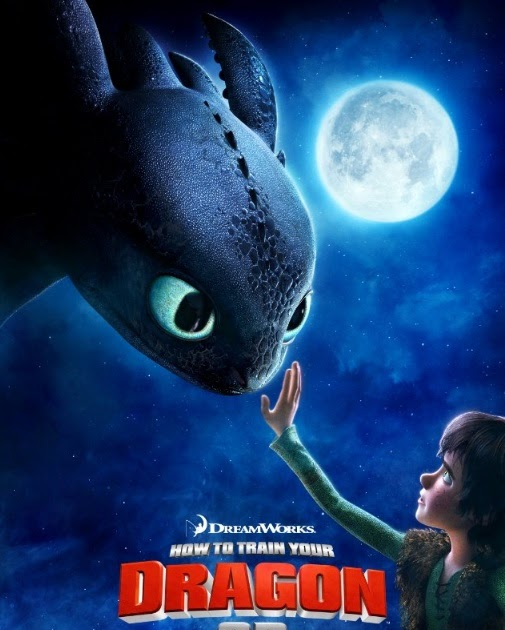 how to train a dragon movie
