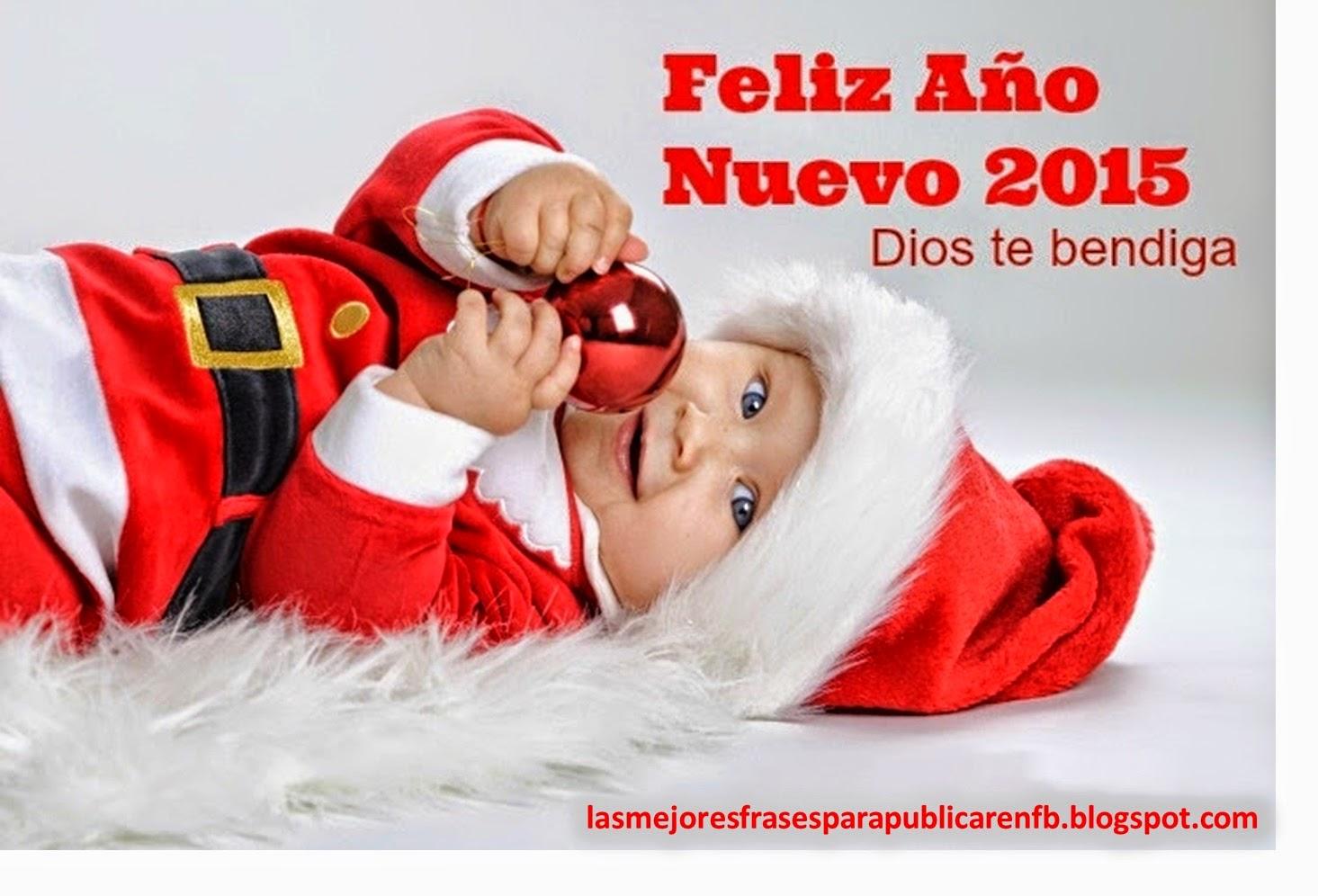Frases De Año Nuevo: Feliz Año Nuevo 2015