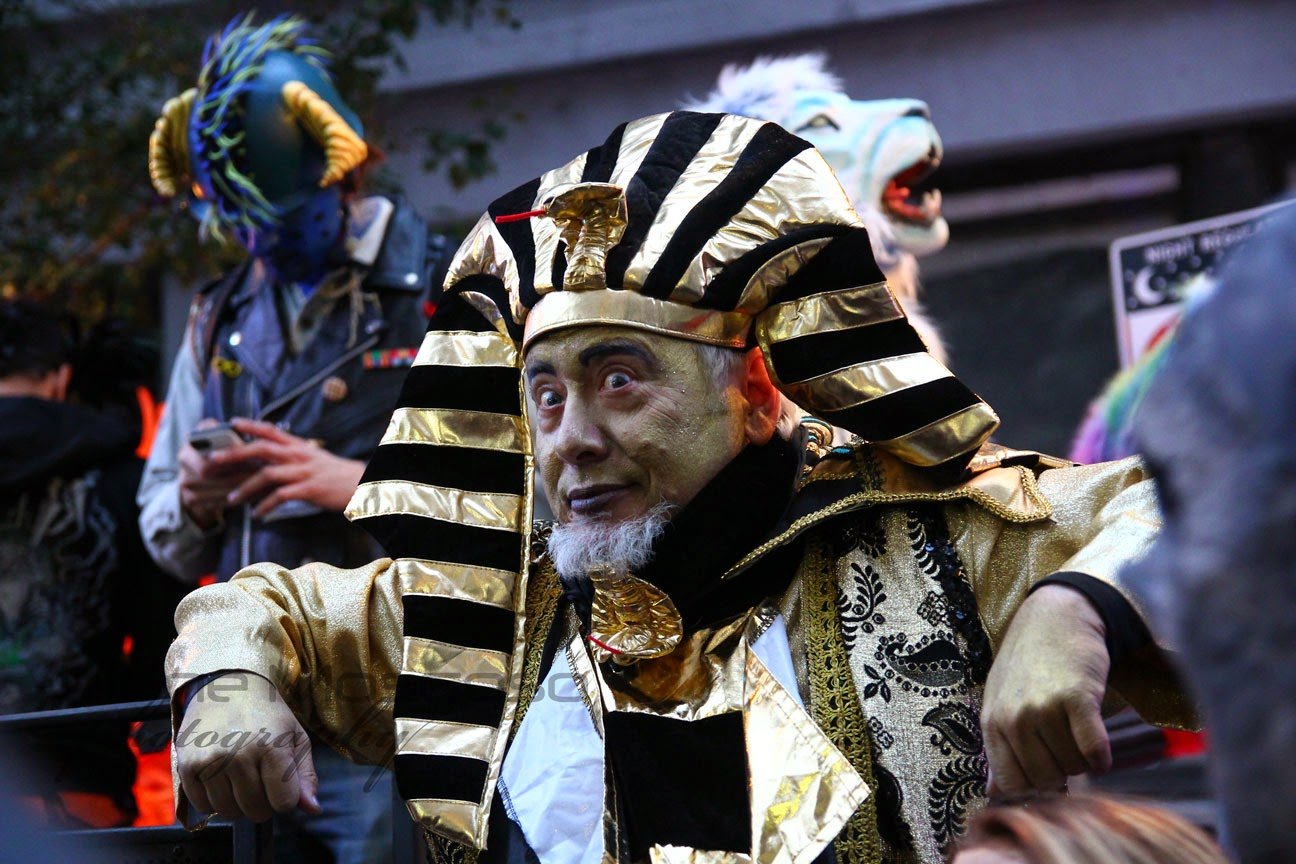 2014 New York Village Halloween parade