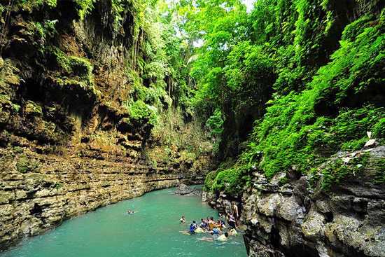 Green Canyon Indonesia Version TRIP ADVISOR INDONESIA