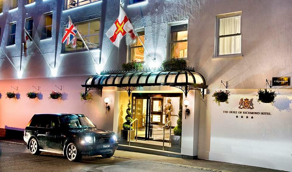 Luxury Hotels The Duke Of Richmond Hotel