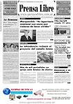 Portada de Prensa Libre