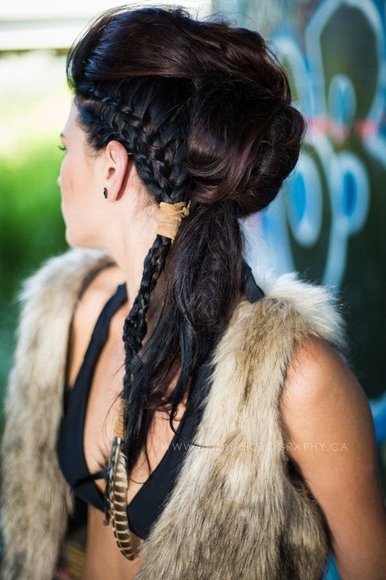 Fantastic Tribal Hairstyles The HairCut Web