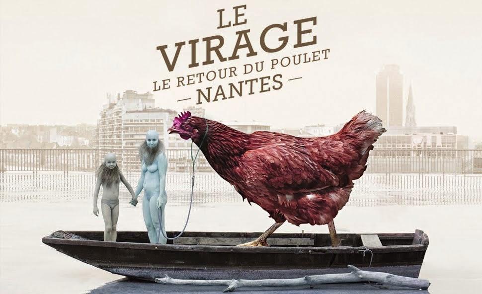 Le virage à Nantes