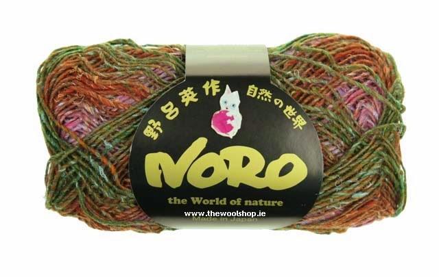Noro Silk Garden 4ply www.thewoolshop.ie