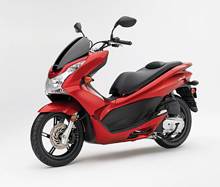 motor cycle collections the ultimate honda scooter for. Black Bedroom Furniture Sets. Home Design Ideas