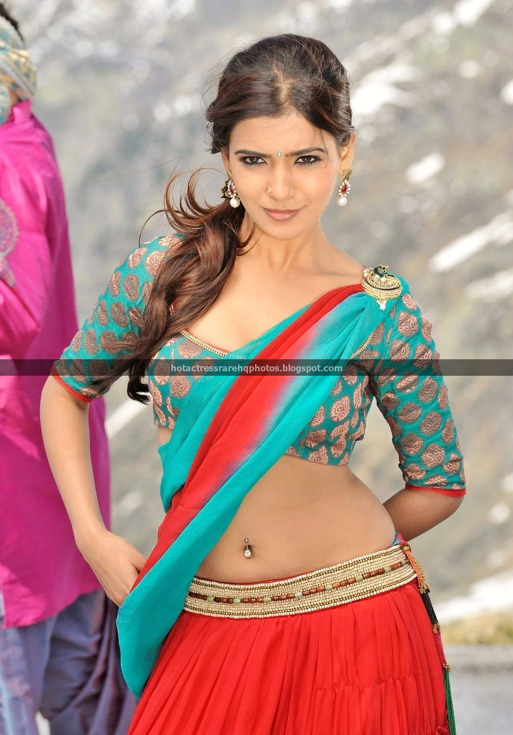 hot indian actress rare hq photos: south actress samantha ruth