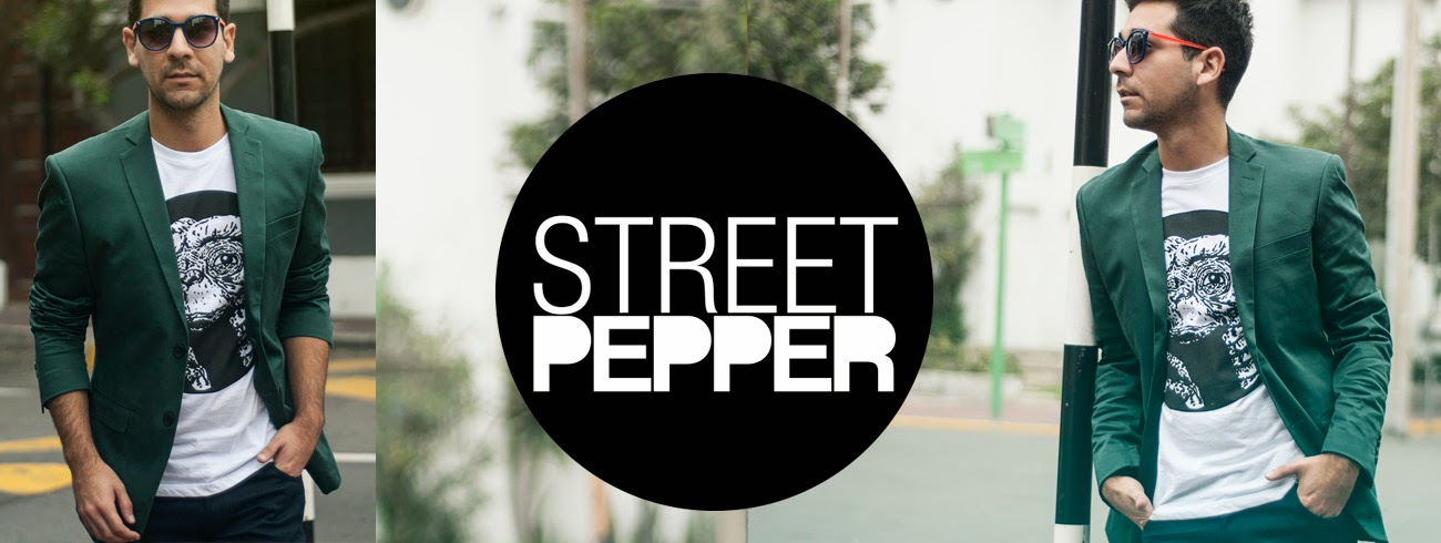 Street Pepper
