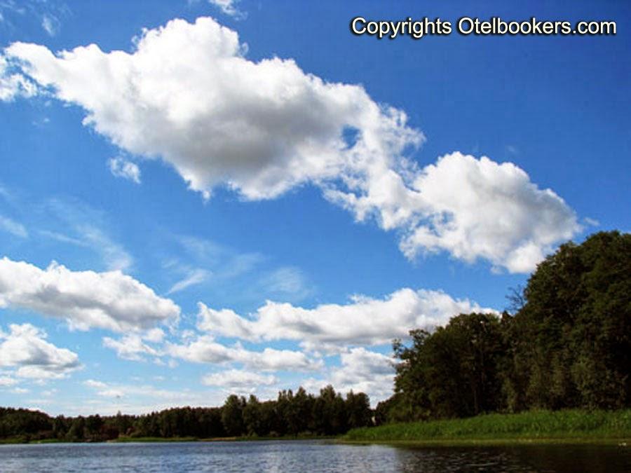 Lake in summer - Belarus