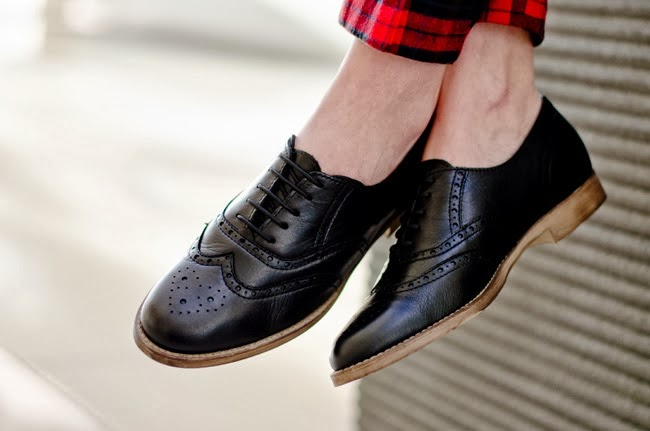 Inspiration: Brogues