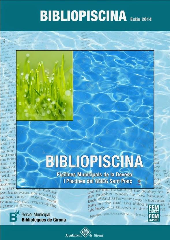 Biblioteca montfollet lectures a la fresca a les places i for Piscines municipals girona