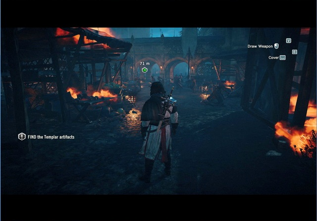 Assassin's Creed Unity PC Games Screenshots