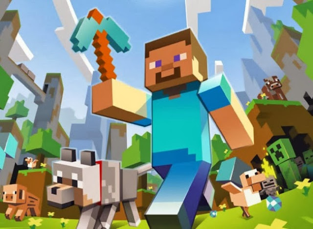 10-year old boy in the U.S. spends $800 on Minecraft