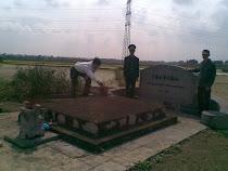 Hữu Thắng, Hữu Lịch, Hữu Minh Châu về tảo mộ Đức Đệ Nhị Tiền Tổ