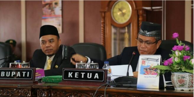 Ketua DPRD Labuhanbatu : Kerja kita Prestasi Bangsa