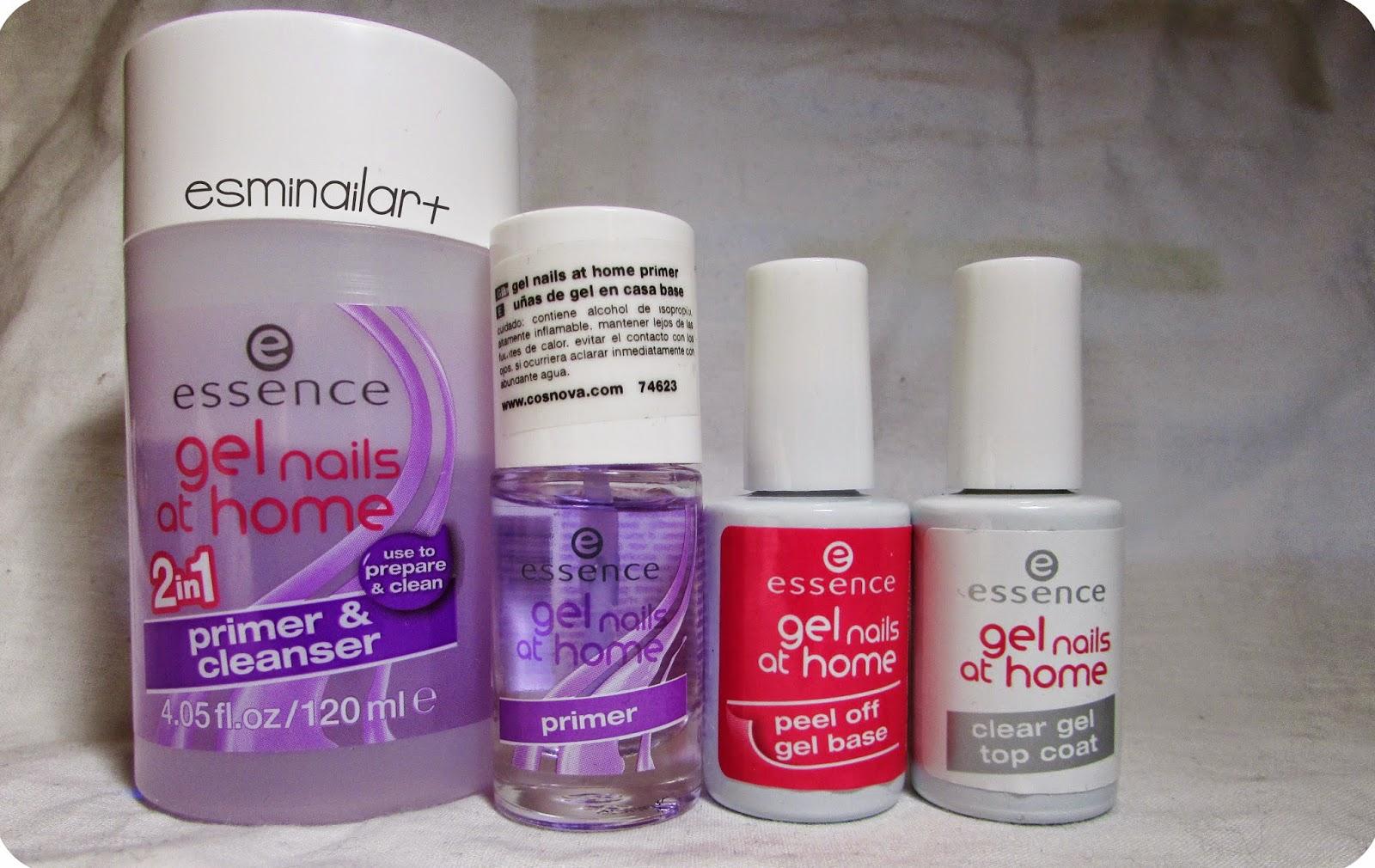Mi nail art manicura semipermanente de essence review - Manicura semipermanente en casa ...
