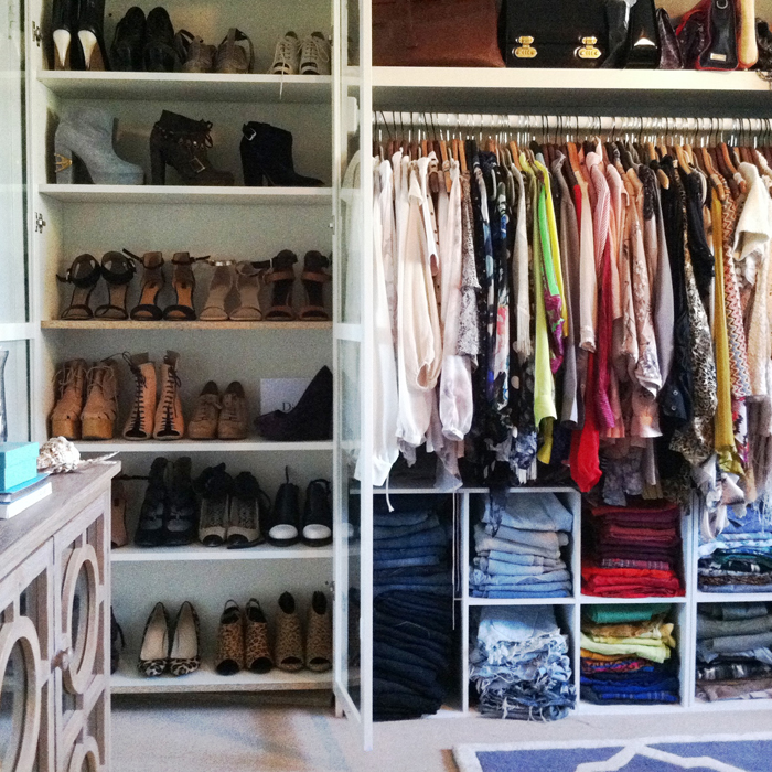 Tumblr Closet Ideas
