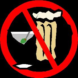 Los órganos de la persona después del alcoholismo