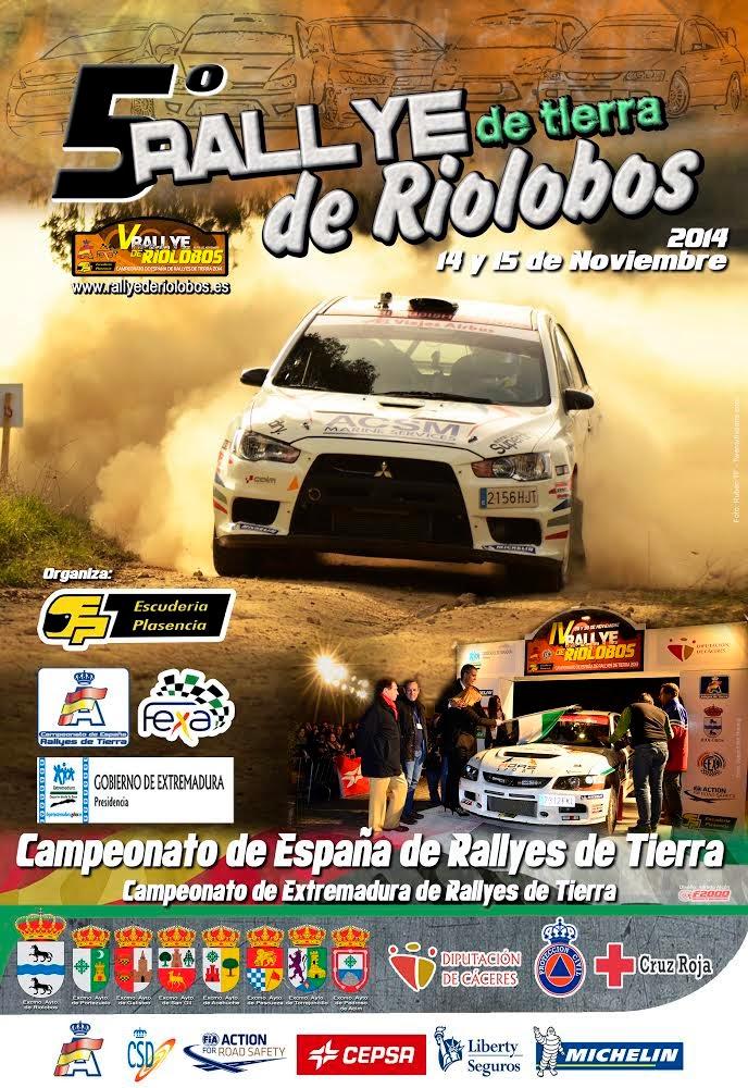 Rallye De Tierra de Riolobos 2014 dia 15 de Noviembre Riolobos_2014