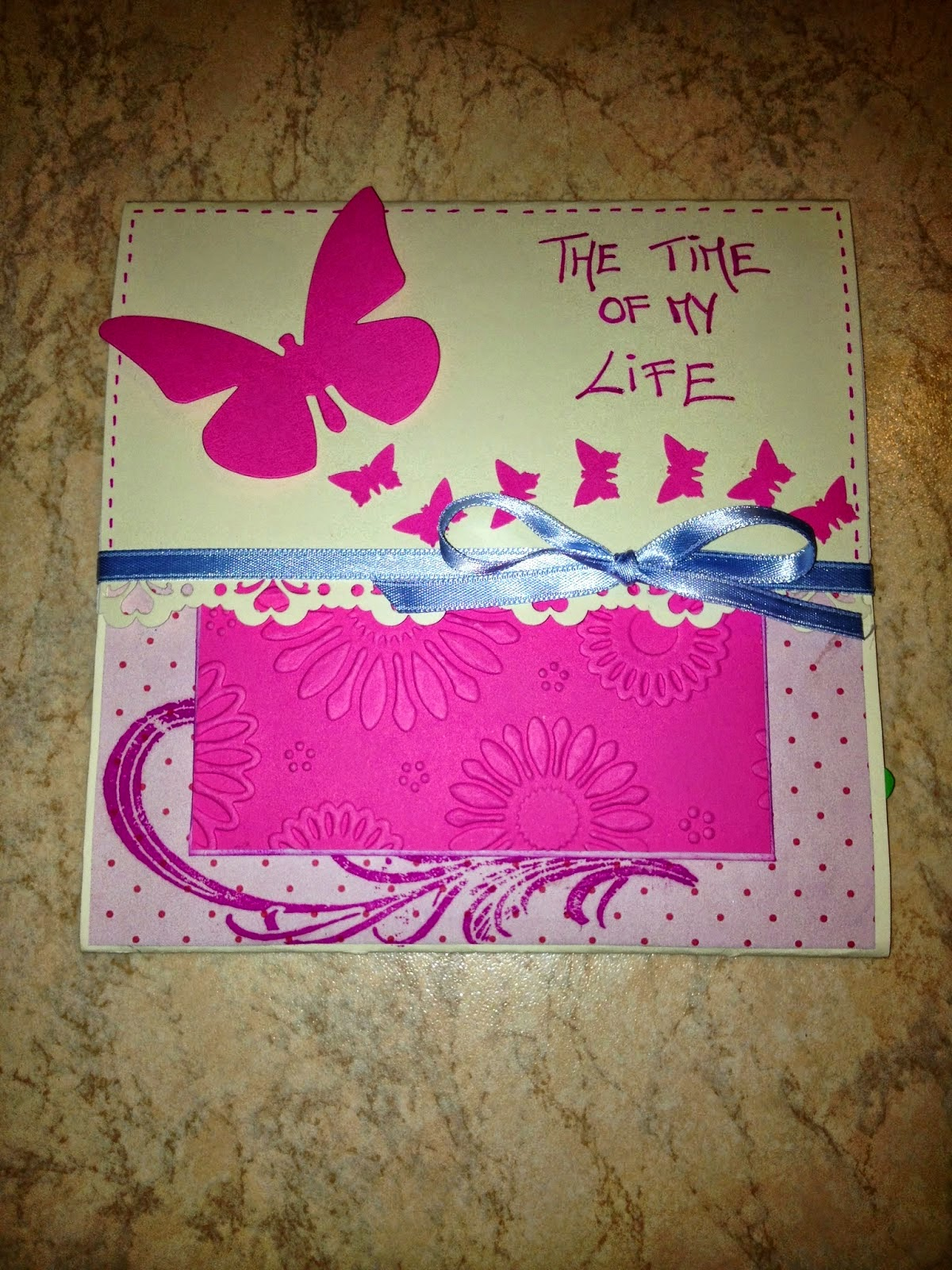 "Mini album ""The time of my life"""