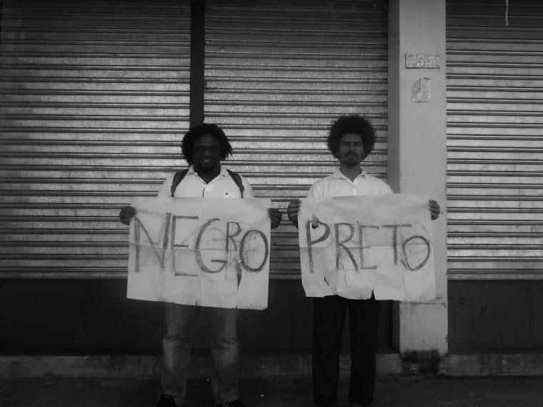 CA 01- _ black - neger _ MG / BRASIL