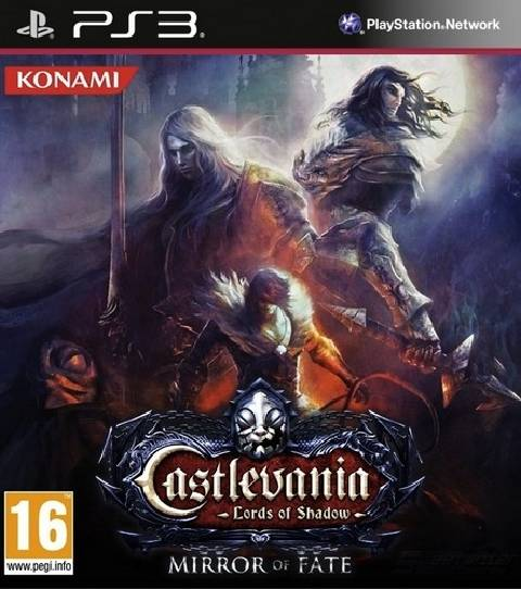 descargar castlevania lords of shadow mirror of fate ps3