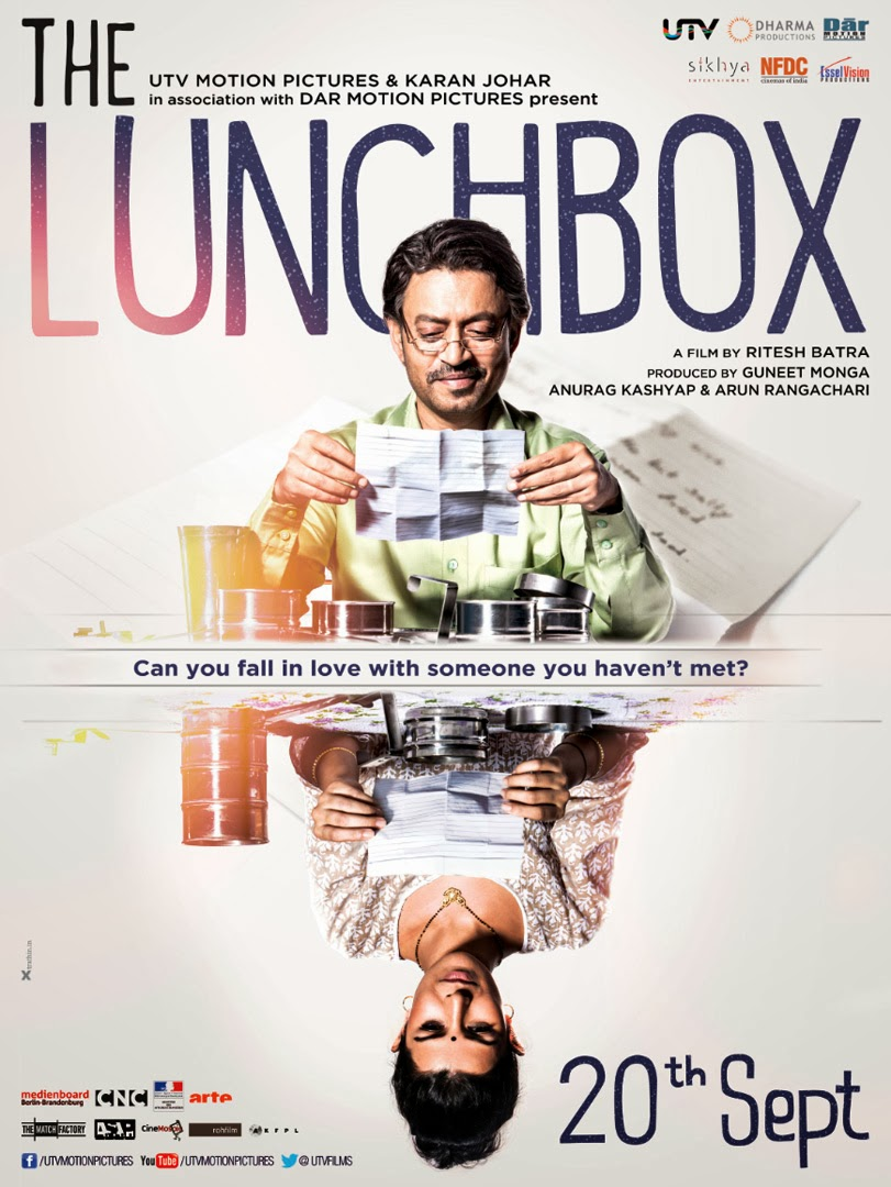 The Lunchbox (Dabba) (2013)