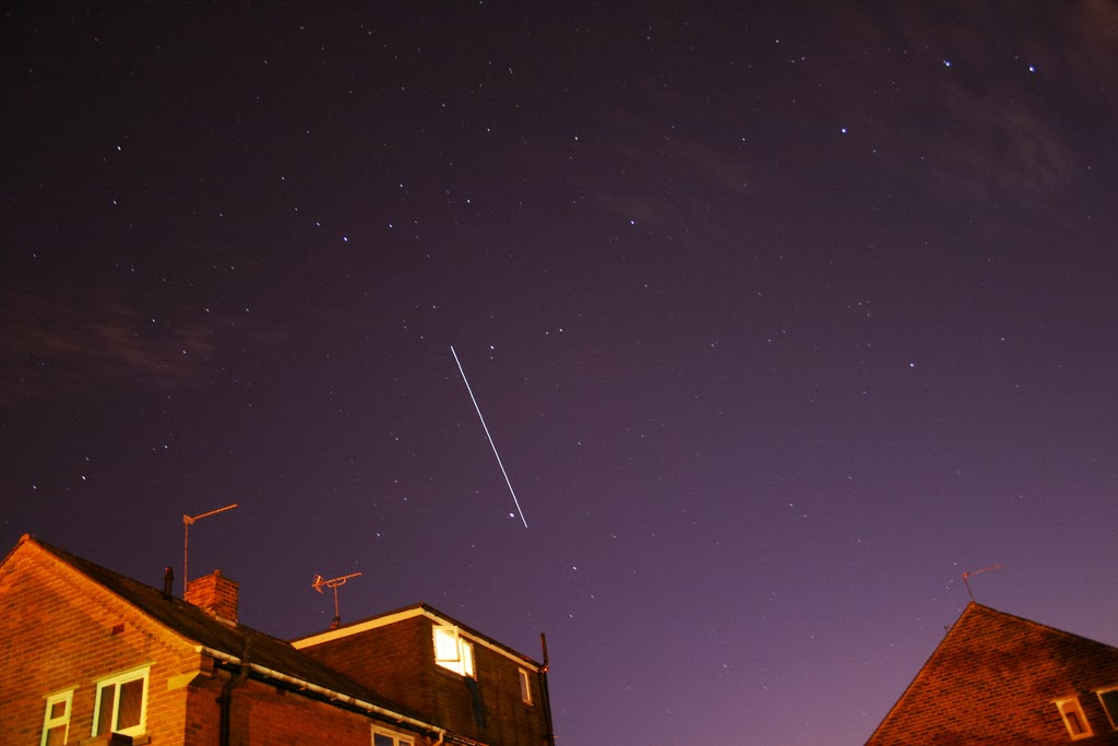int space station fly over - photo #9
