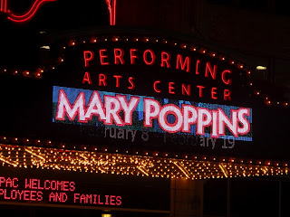 Mary Poppins at the PPAC, RI  The Review
