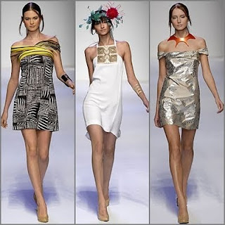 imagens de modelos de Vestidos Africanos