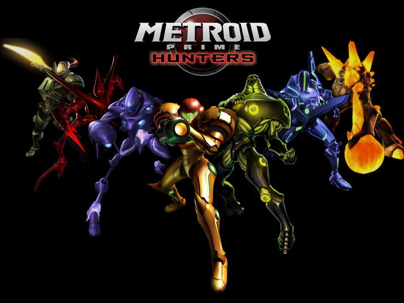 Metroid Prime Hunters Nds Espanol