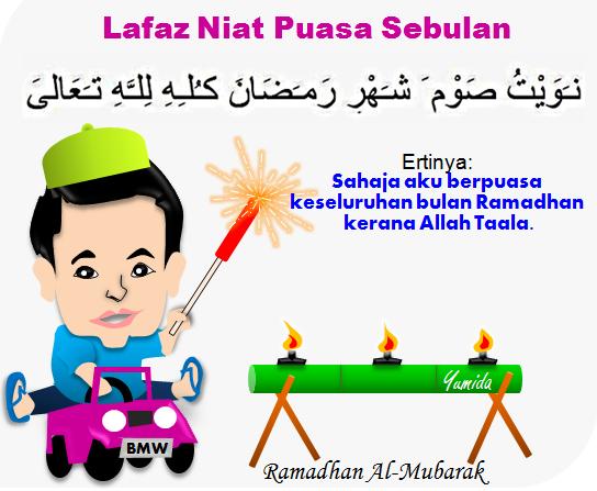 Lafaz niat puasa Ramadhan, doa puasa, niat puasa sebulan, niat puasa harian, sebab membatalkan puasa, niat puasa syarat wajib sah puasa, Ramadhan 2014, ucapan Ramadhan, Ramadhan Al-Mubarak, ucapan puasa, Ramadan 1435H