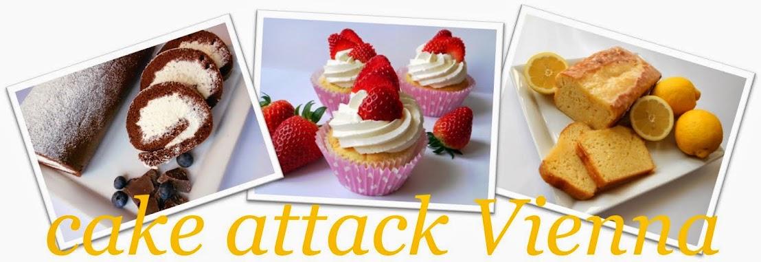 Cake Attack Vienna