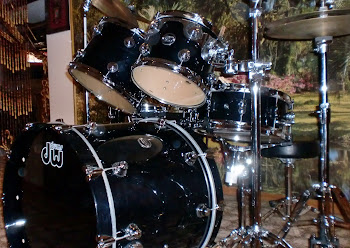 Norm's DW Performance Series Drums