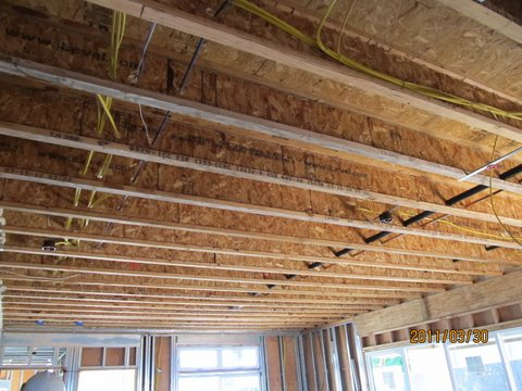 New Hawaiian Home Engineered Wood Floor Joists