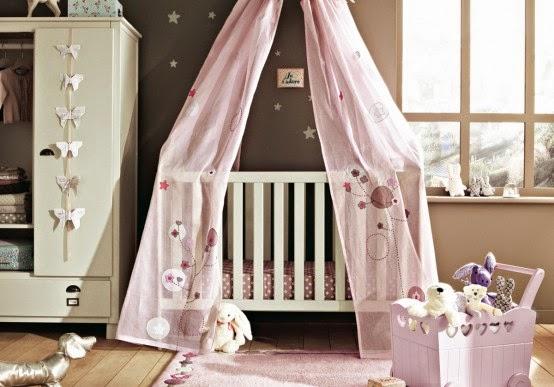 Quartos de bebe decorados