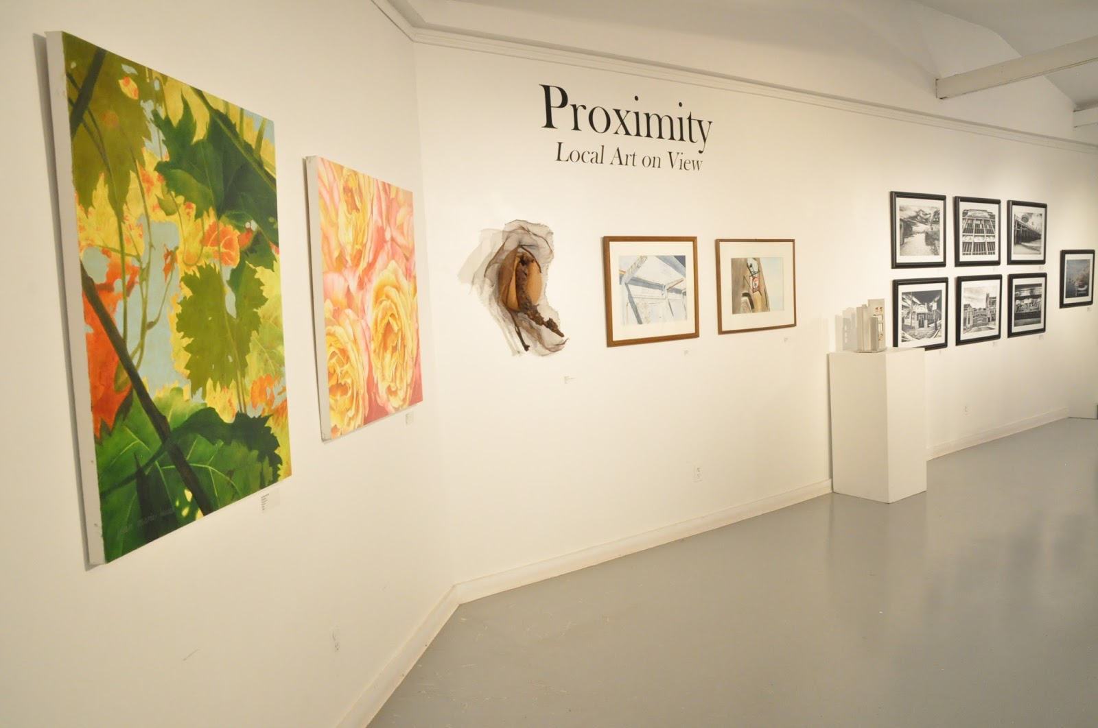 The Art School Blog: Proximity: Local Art on View at ...