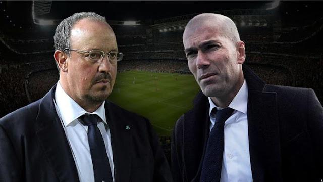 Real Madrid: Rafa Benitez Out, Zinedine Zidane In