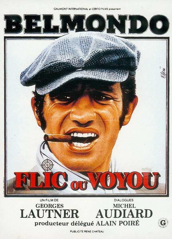 Flic ou voyou movie