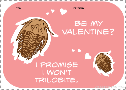 Awesome [Nerdy] Valentines!