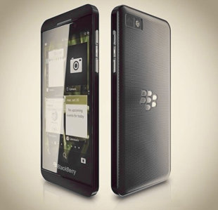 BlackBerry Z10 Leaked Photo