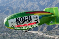 Tea Party: A Koch Industry