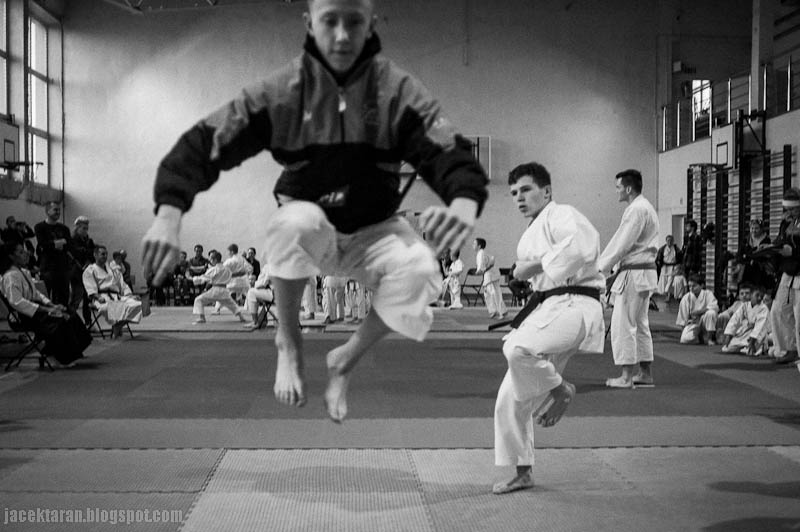 karate krakow, niepolomice, jacek taran, turniej mikolajkowy, akademi, tradycyjne