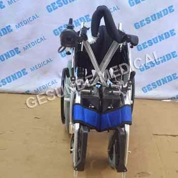 grosir kursi roda elektrik rangka baja