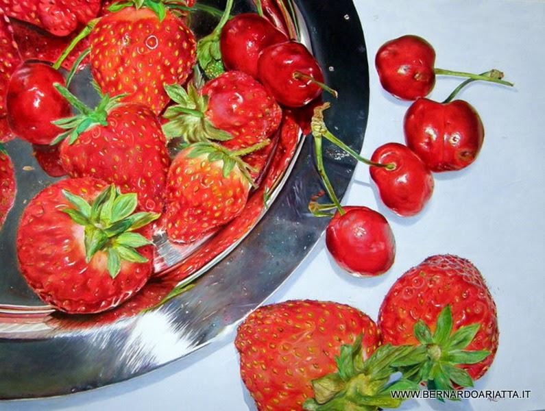 cuadros-realistas-con-fresas