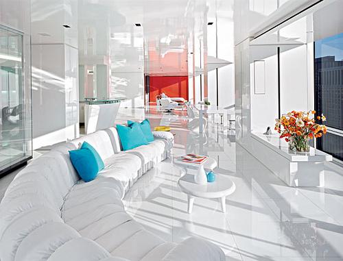 perfeita ordem blog de decora o turquesa s mais essa vez. Black Bedroom Furniture Sets. Home Design Ideas
